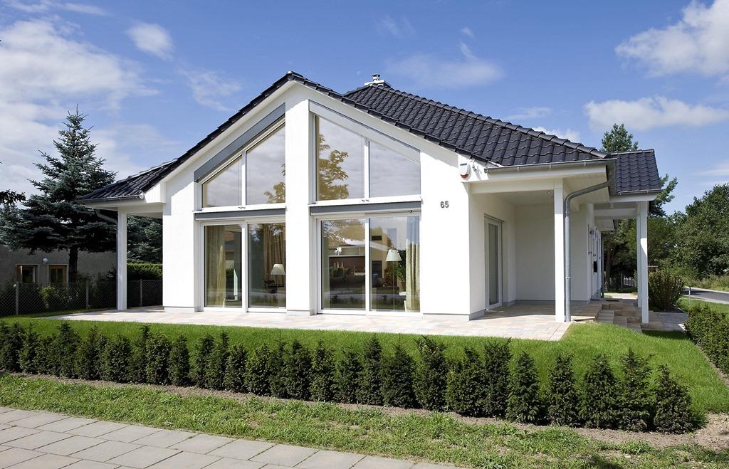 Musterhaus bungalow modern  Heinz von Heiden Bungalow – wirtschaftsblog2011