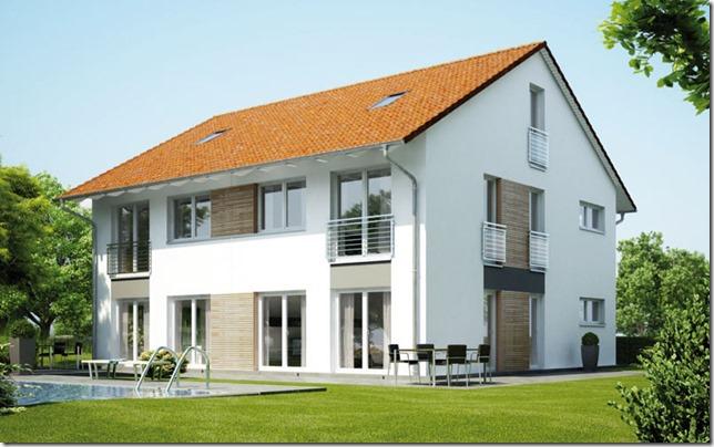 Doppelhaus Baden