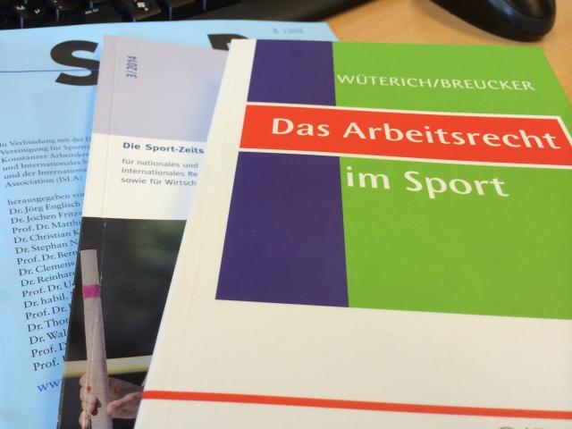 Das Arbeitsrecht im Sport