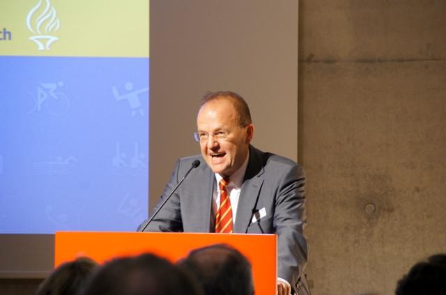 Christoph Wüterich: Impulse für den Sport