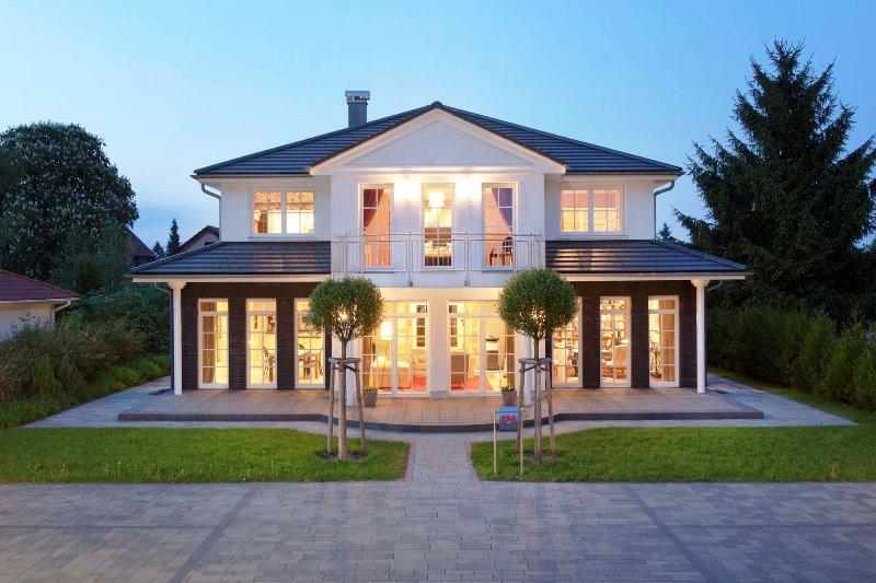 Premiumhaus Heinz Von Heiden Villa Falkensee Außen