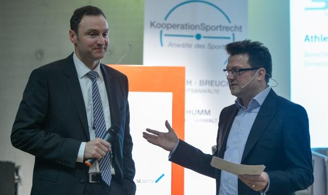 Eike Schulz im Gespräch mit Marius Breucker
