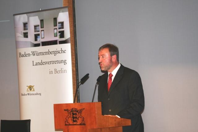 """Matthias Breucker: """"Kein Schaulaufen, sondern Sacharbeit"""""""