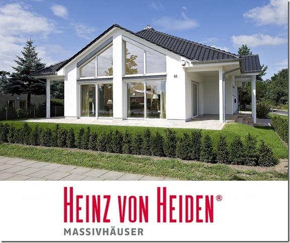 Heinz von Heiden  Musterhaus Oranienburg Logo