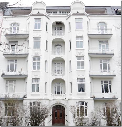 ALSTER-TERRAIN Liegenschaft – Sierichstraße im Hamburger Stadtteil Winterhude