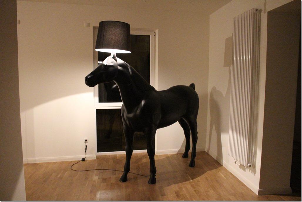 Martin Gabriel Koblenz Wohnung - moderne Leuchte