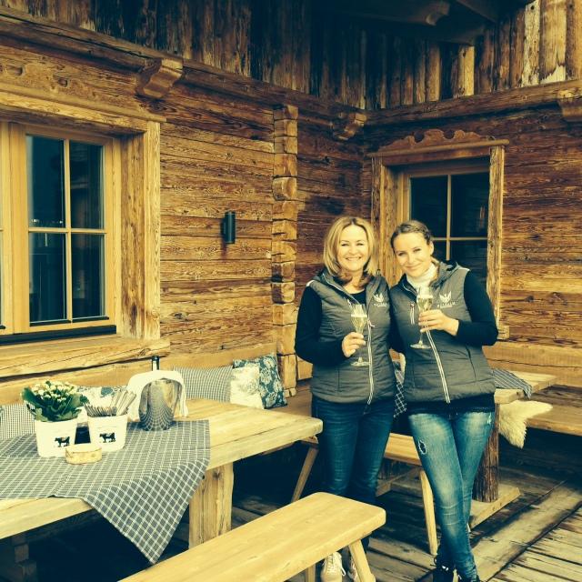 Rita Weigl empfiehlt Entschleunigung in den Bergen