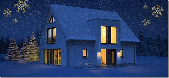 Deutsche Bauwelten Weihnachten